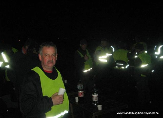 24 maart 2007 : Marke (Euraudax) (75 km)