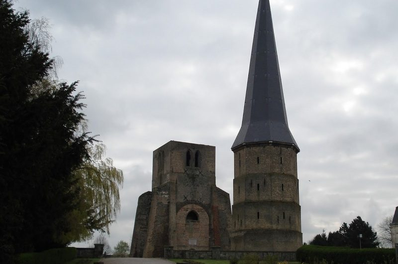 7 april 2007 : Beauvoorde – Bergues – Beauvoorde (52km)