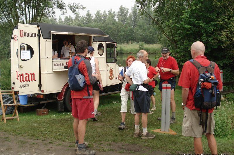 9 juni 2007 : Zingem (61km)