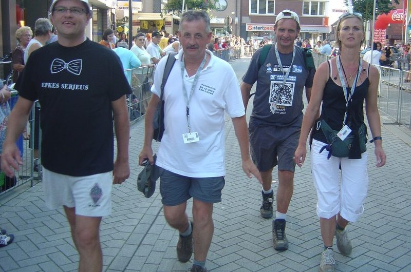 10 augustus 2007 : Bornem (100km)