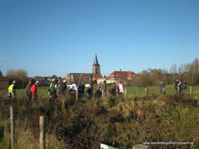1 december 2007 : Gits (Euraudax) (50 km)