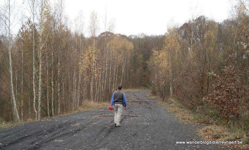 15 november 2008 : Chatelineau (40 km)