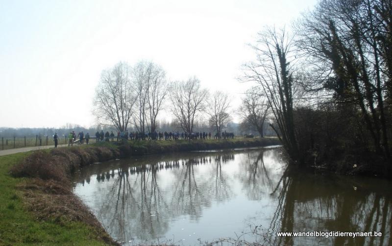 21 maart 2009 : Iddergem (Euraudax) (50 km)