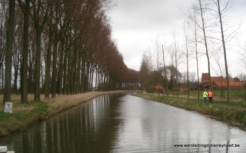 28 maart 2009 : Kooigem (Euraudax) (100 km)
