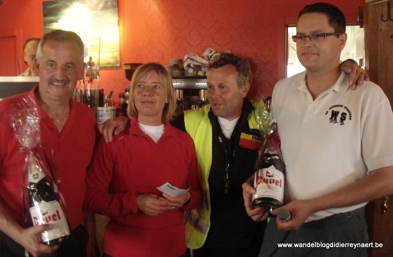 16 mei 2009 : Merkem (Euraudax) (50 km)