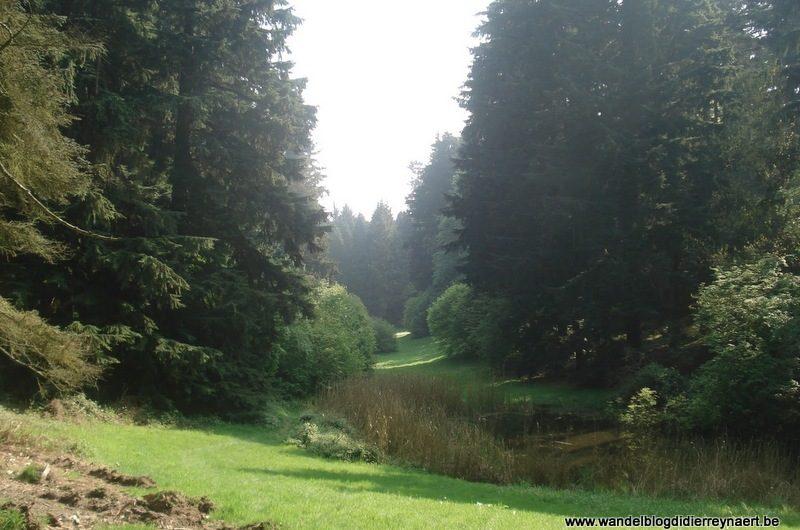 1 mei 2009 : Watermaal-Bosvoorde (Euraudax) (50 km)