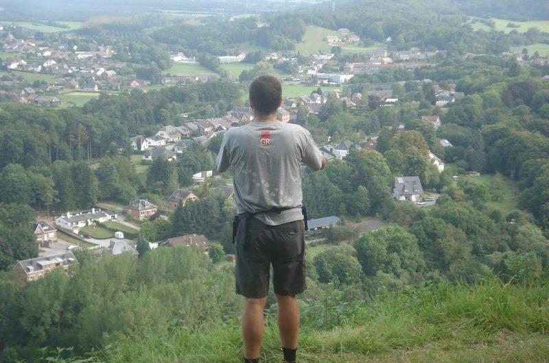 22 augustus 2009 : Sinsin (50 km)