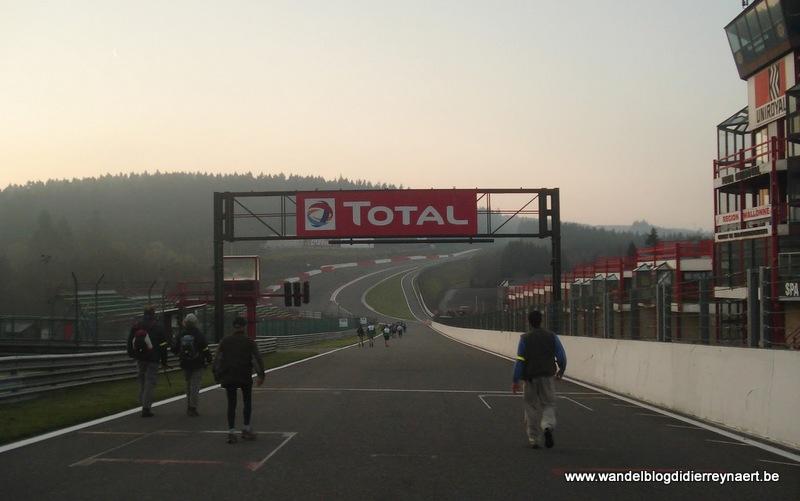 10 april 2010 : Francorchamps – Mortier (55 km)