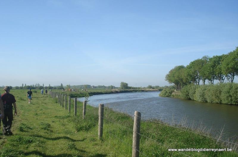 22 mei 2010 : Merkem (Euraudax) (50km)