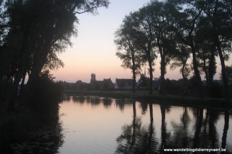 4 juni 2010 : Brugge-Sluis-Brugge (100 km)