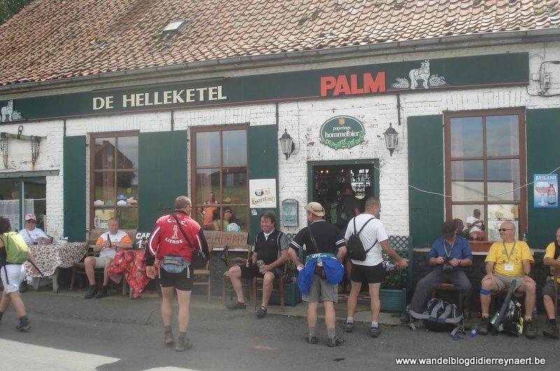 19 augustus 2010 : Poperinge (32 km)