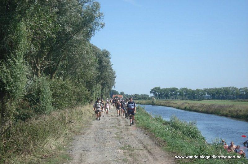 20 augustus 2010 : Diksmuide (32 km)