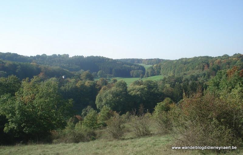 9 oktober 2010 : Fosses-la-Ville (50 km)