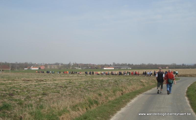 12 maart 2011 : Outrijve (Euraudax) (100 km)