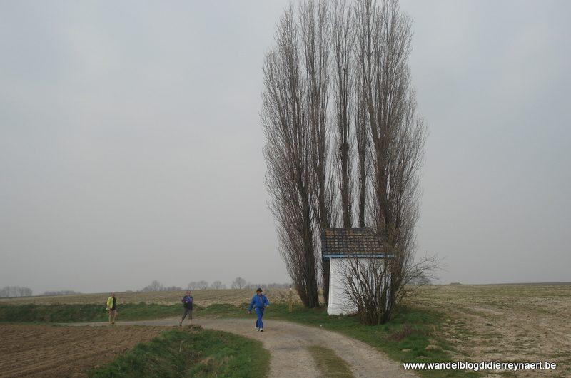 26 maart 2011 : Kooigem (Euraudax) (100km)