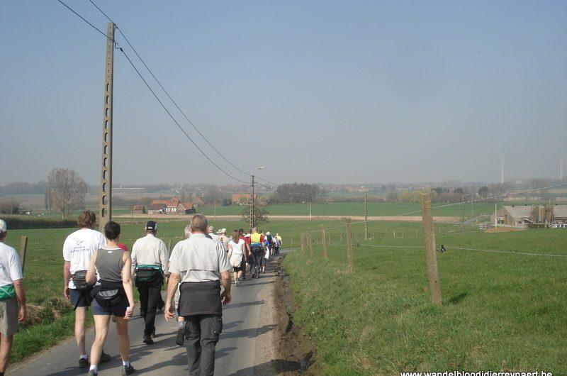24 maart 2012: Kooigem (Euraudax) (50km)