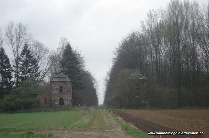 9 april 2012: Adeps-wandeling Quevaucamps
