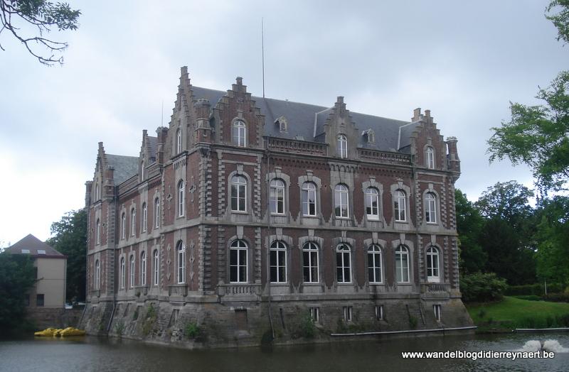 17 juni 2012: Adeps-wandeling in Estaimbourg (20km)