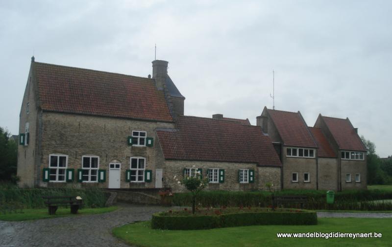 14 juli 2012 : Bachten De Kupe-tocht in Izenberge (25km)