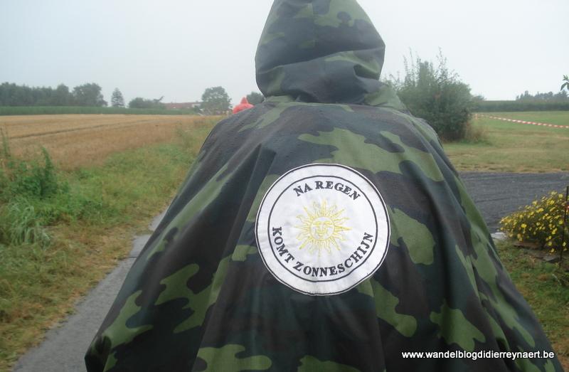 25 augustus 2012 : Ieper (24km) (4-daagse van de Ijzer)