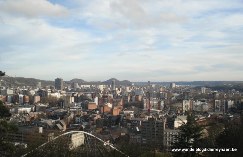 29 december 2012 : Liège (Euraudax) (25km)