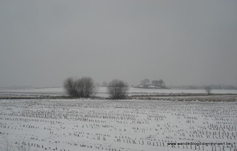 24 februari 2013 : Kortrijk (Nationale Wandeldag) (21km)