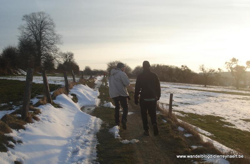 16 maart 2013 : Hody (50km)
