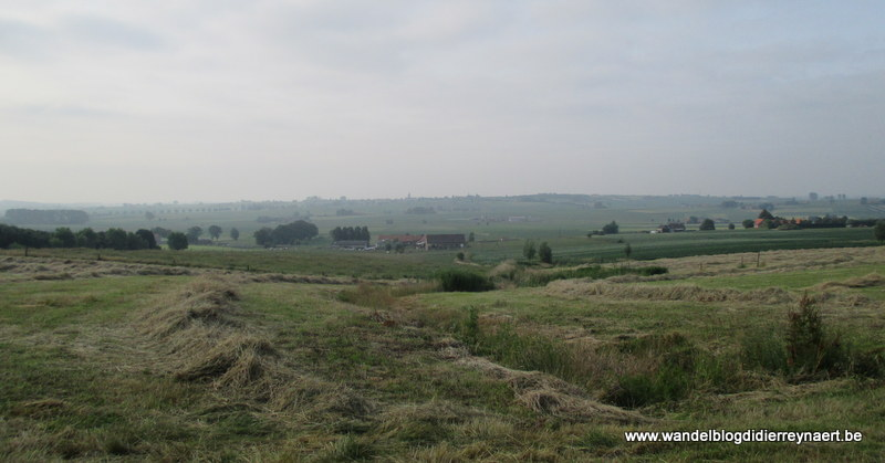 13 juli 2013 : Nieuwkerke (27km) (Wandelnetwerk Heuvelland)