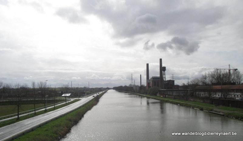 22 maart 2014 : Zwevegem (Euraudax) (25km)