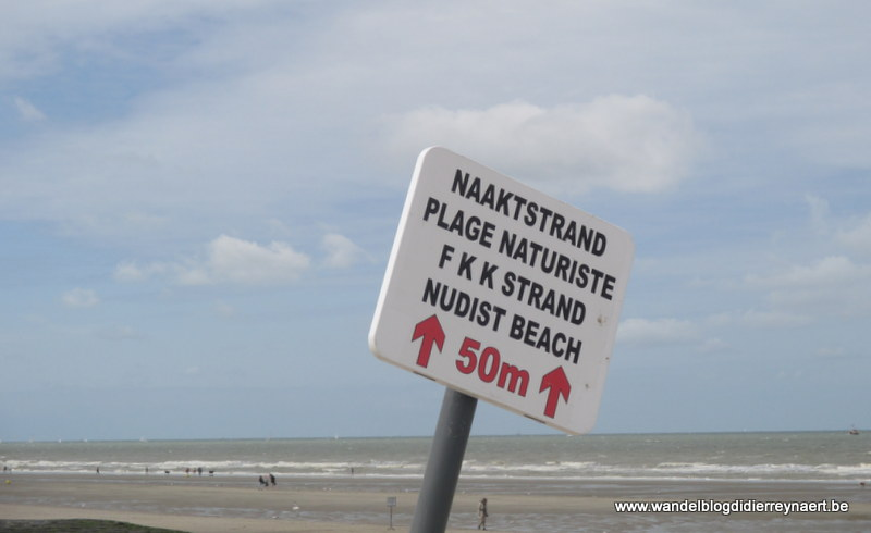 16 augustus 2014 : Oostende – Houtave (GR5A) (25km)