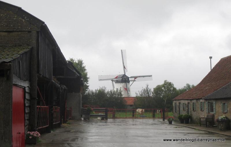 30 augustus 2014 : Houtave – Brugge (GR5A) (27km)