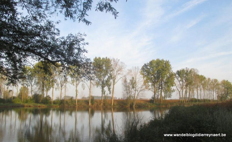 4 oktober 2014 : Sint-Margriete – Sas van Gent (GR5A Noord) (28 km)