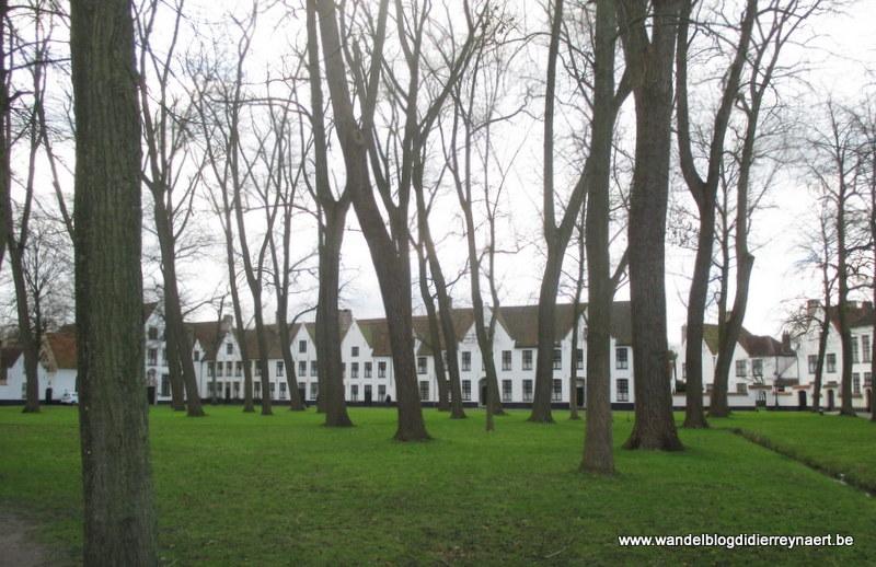 20 december 2014 : Brugge (21 km)