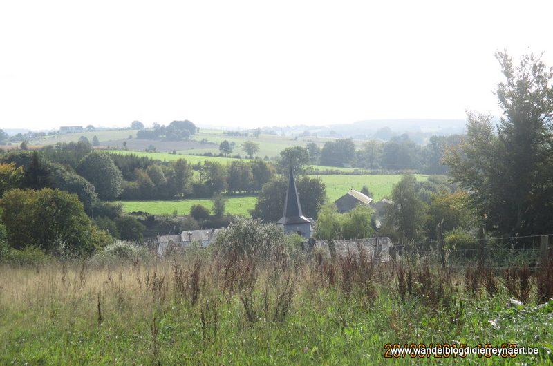 20 september 2015 : Neuvillers (Adeps) (15 km)