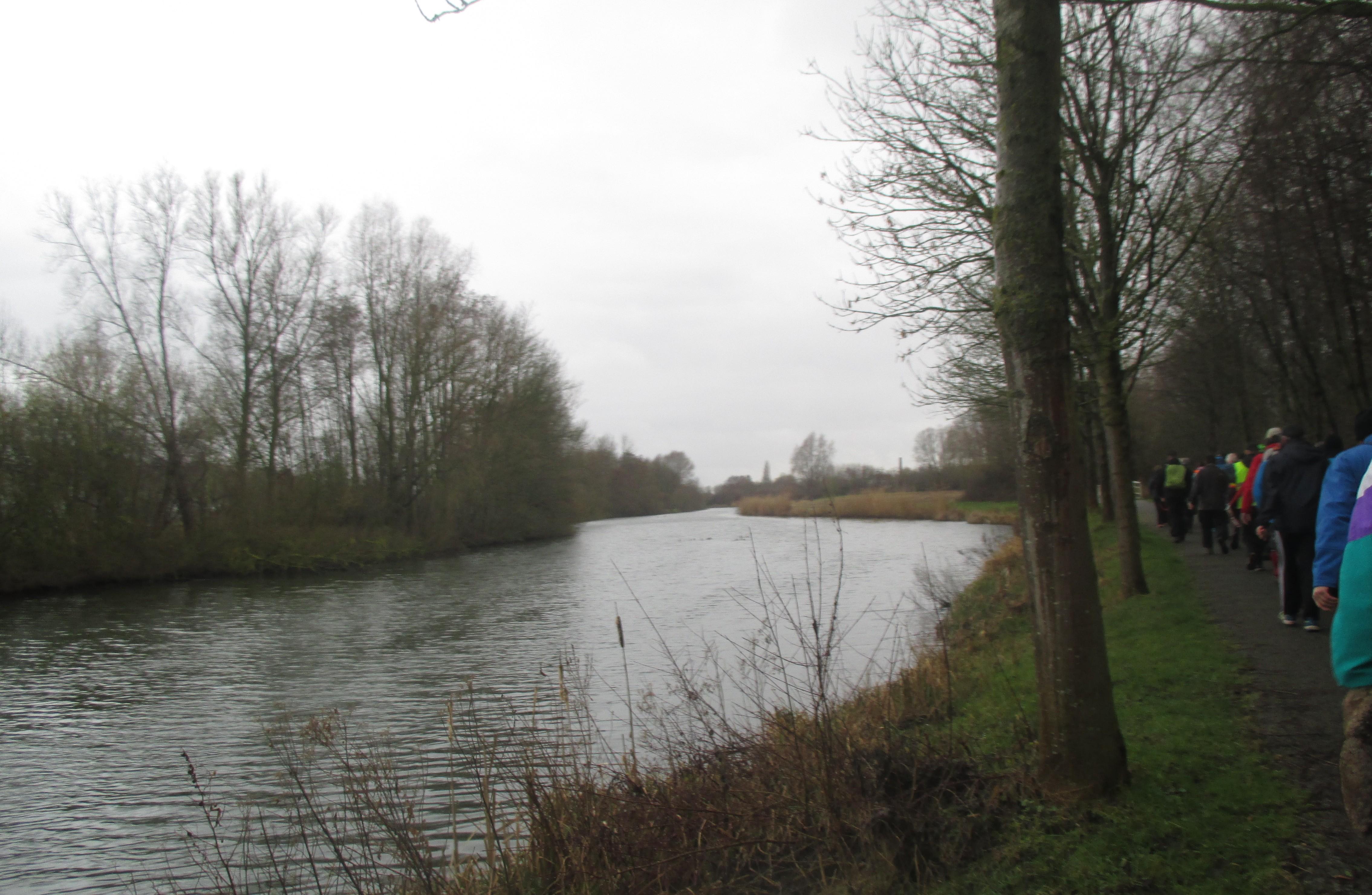 20 februari 2016: Lauwe (Euraudax) (50 km)