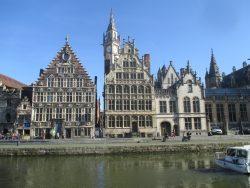 16 februari 2016: Gent (Euraudax) (25 km)