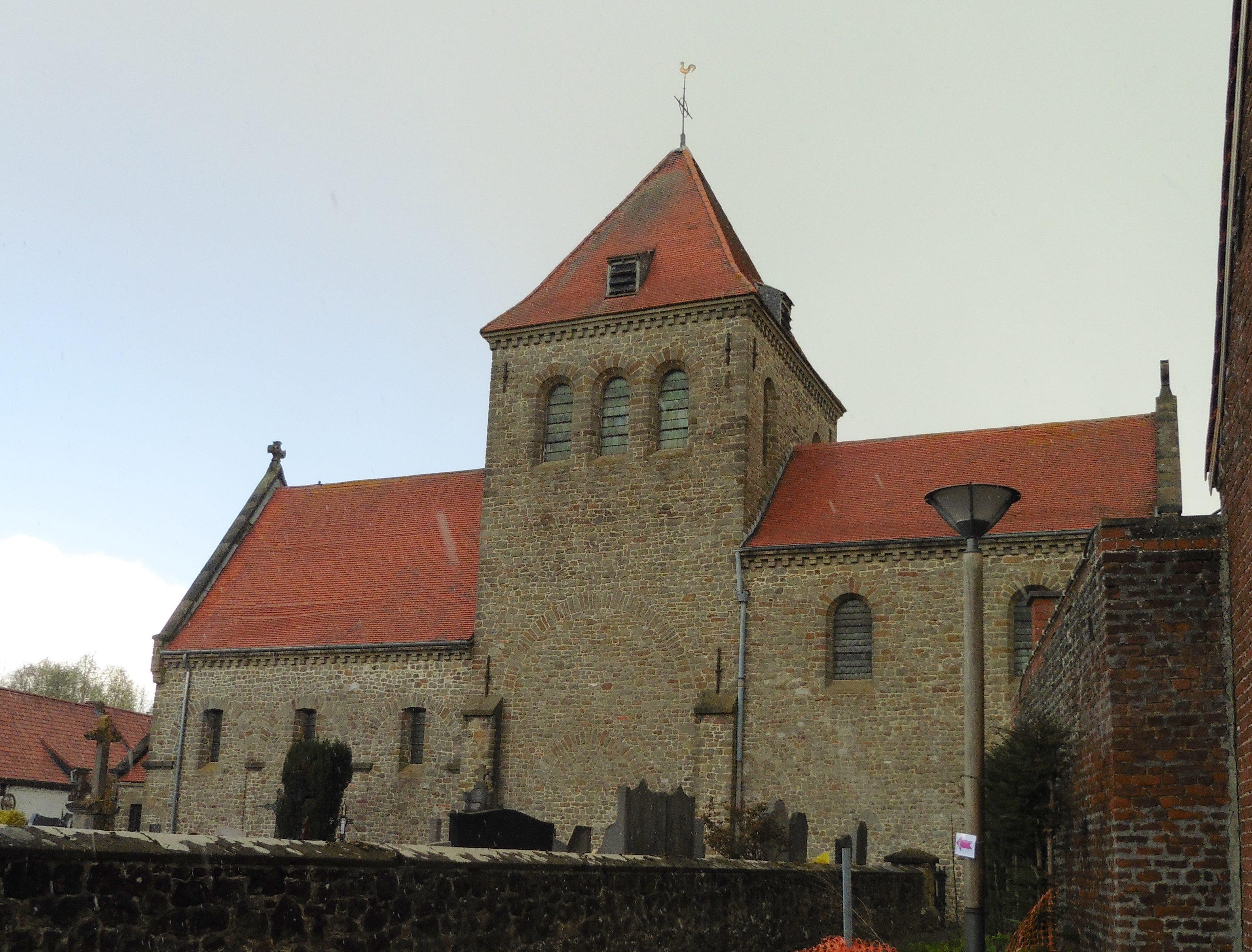 Kerkje Aubechies