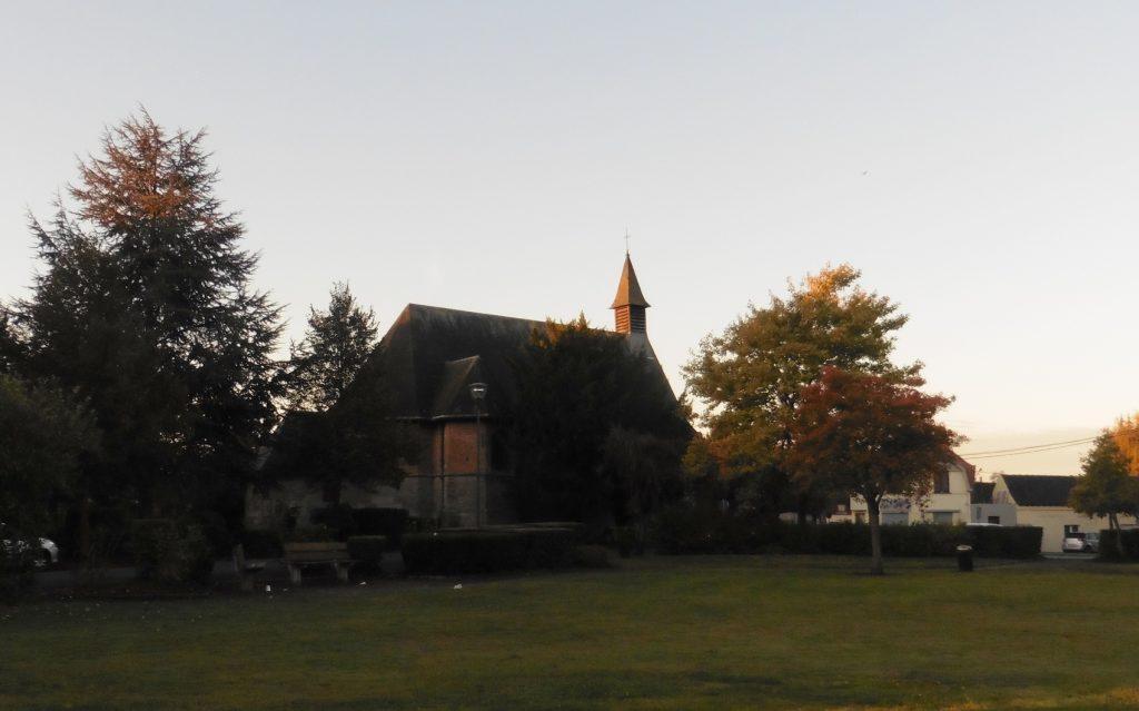 La chapelle Notre-Dame de la Tombe in Kain