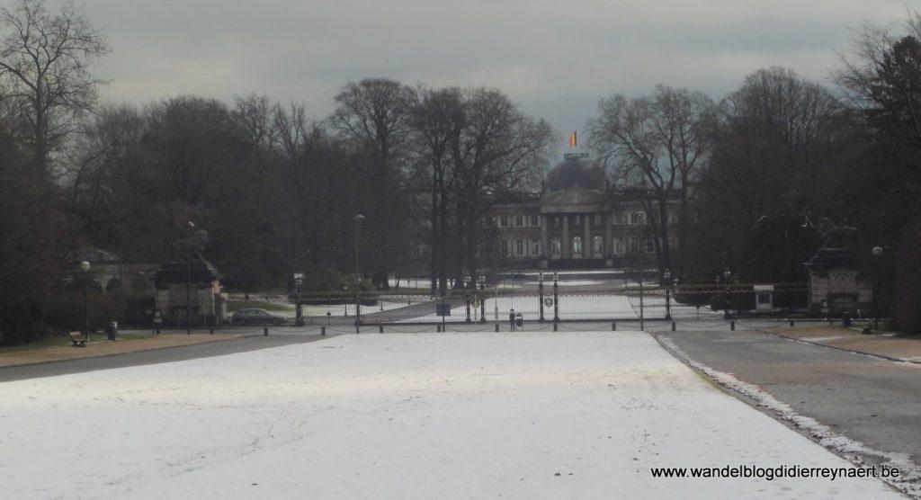 Kasteel van Schonenberg te Laken, residentie van Koning Filip