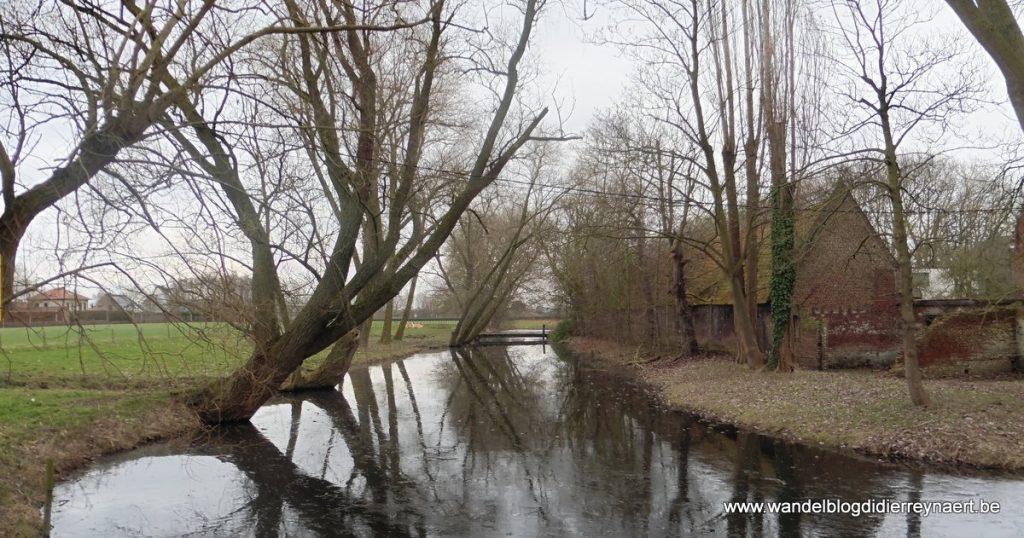omwalling kloosterhoeve Guldenbergabdij