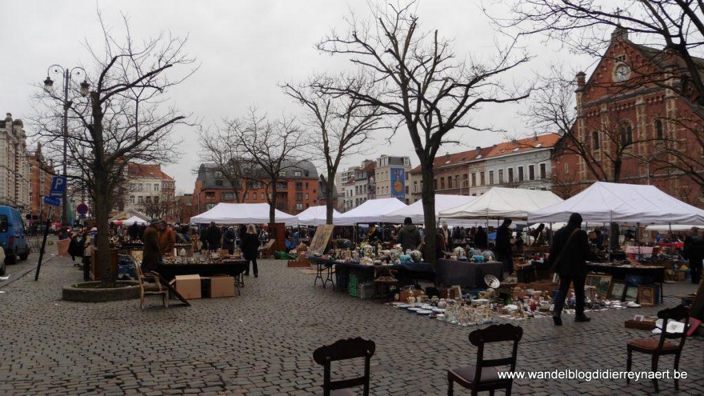 Vlooienmarkt op het Vossenplein