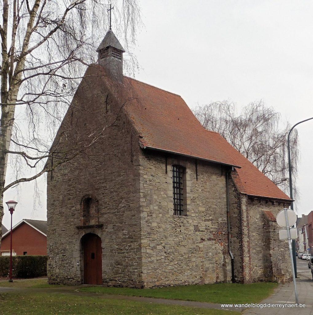 Kapel Saint-Lazare (Tournai) (1153)