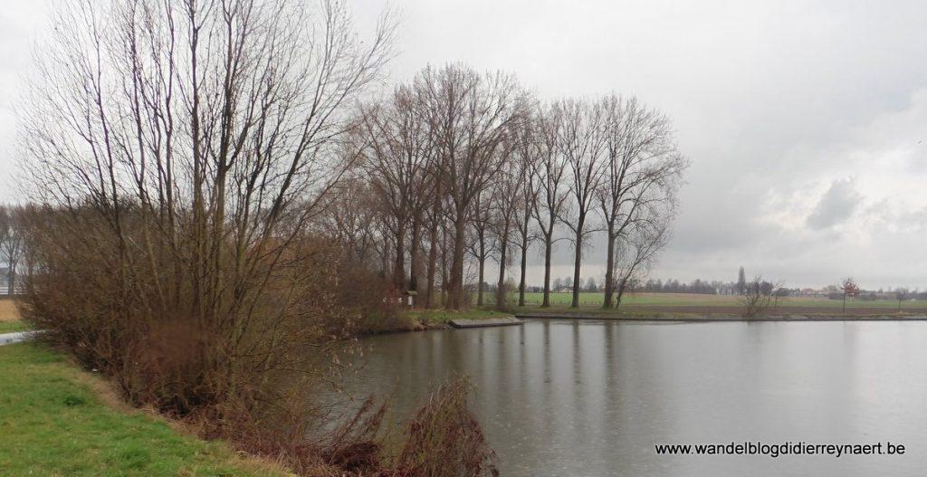 Spierekanaal bij de Schelde