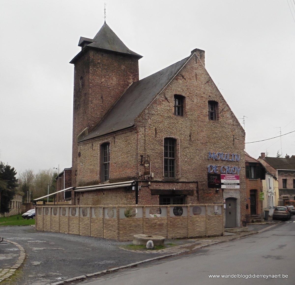 Moulin de Croÿ Condé-sur-L'Escaut