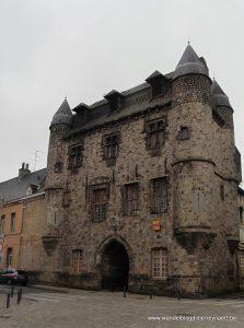 Château de Bailleul Condé-sur-L'Escaut