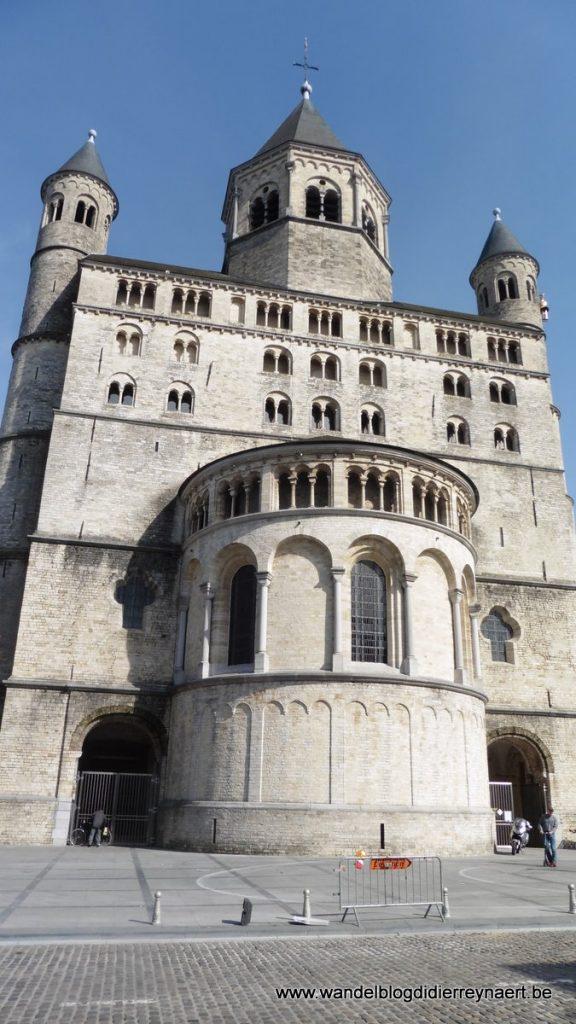 """collegiale kerk """"Sainte-Gertrude"""" in Nivelles"""