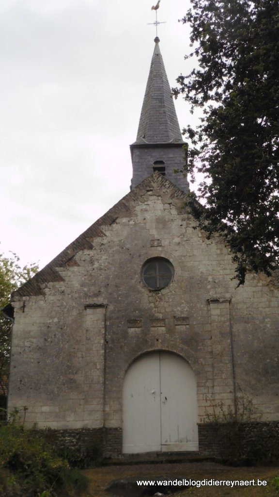 Kapel Saint-Just Monchel-sur-Canche