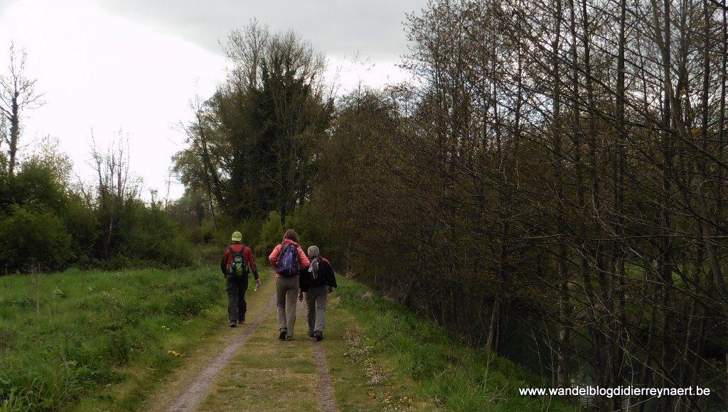 Langs de Ternoise naar Hesdin