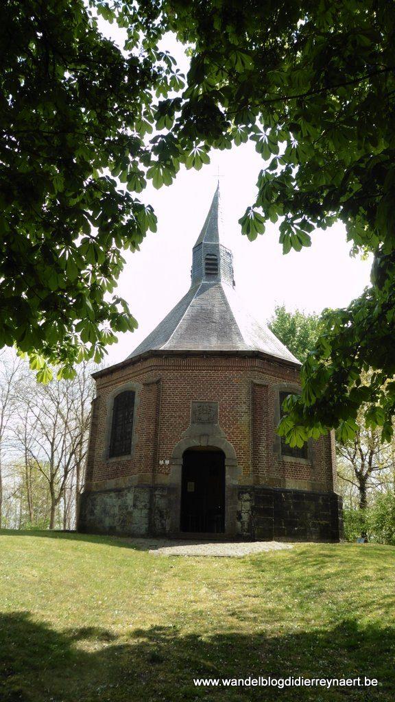 Kapel Notre-Dame de Grâce (1702) in Henripont