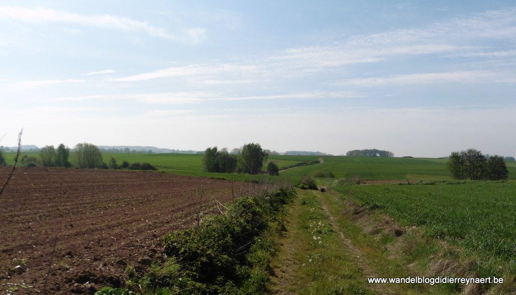 6 mei 2017: Braine-le-Compte – Brugelette (GR121) (35 km)